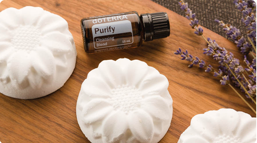 DIY Fridge Refreshers with dōTERRA Purify