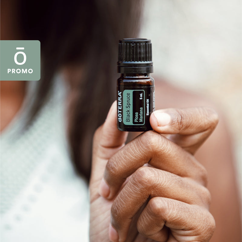 10% Off dōTERRA Black Spruce in November