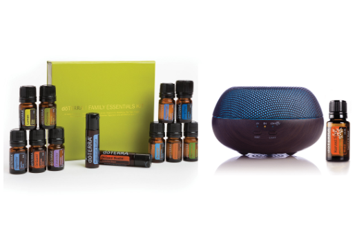 Join doTERRA to get the limited time products at 25% off