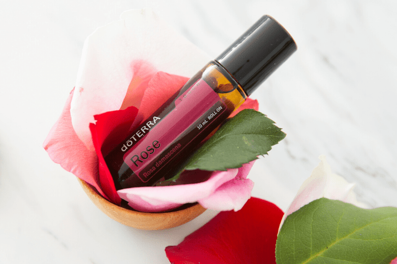 15% Off dōTERRA Rose Touch in October