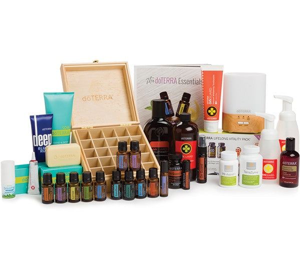 10% Off All doTERRA Products Every Day