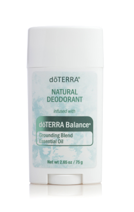 dōTERRA Natural Deodorant with Balance