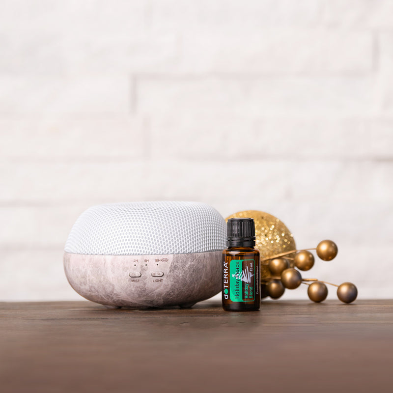 dōTERRA Brevi Stone with Holiday Peace 15 mL