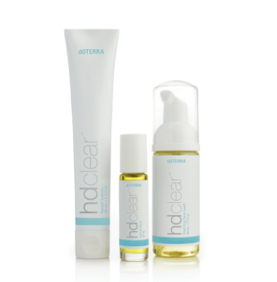 dōTERRA HD Clear® Facial Kit