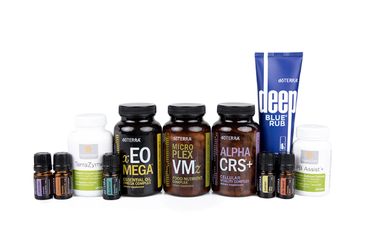 dōTERRA Healthy Habits Enrollment Kit