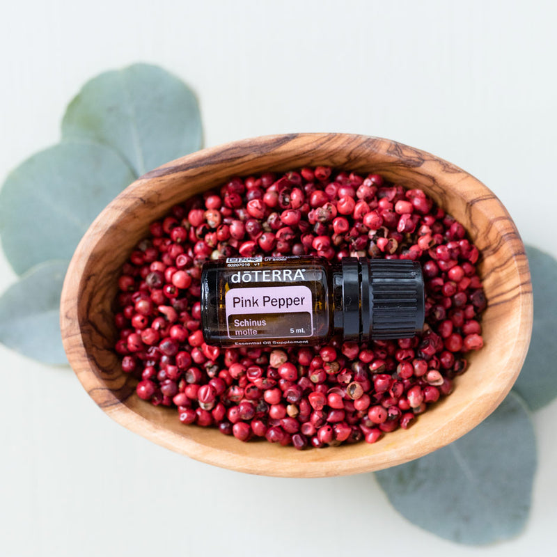 dōTERRA Pink Pepper - 5ml Essential Oil
