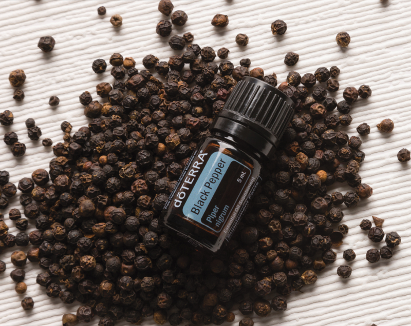 dōTERRA Black Pepper Essential Oil - 5ml