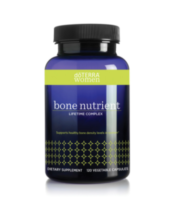 dōTERRA Bone Nutrient Lifetime Complex