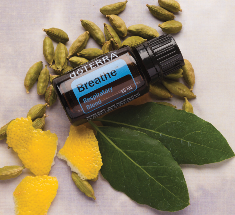dōTERRA Breathe® Respiratory Blend - 15ml