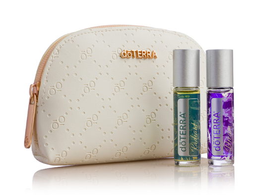 dōTERRA Signature Aroma Collection With Monogram Clutch