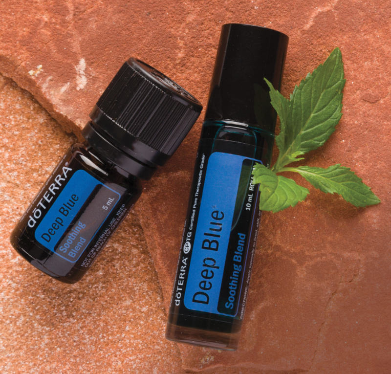 dōTERRA Deep Blue® Soothing Blend - 10ml Roll On