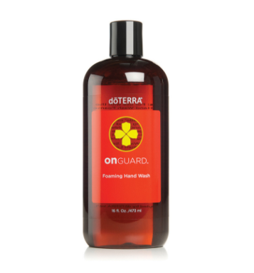 dōTERRA On Guard® Foaming Hand Wash - Single