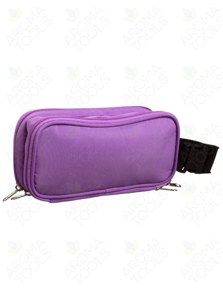Aroma Ready Therapy Case - Purple (Holds 12 vials)