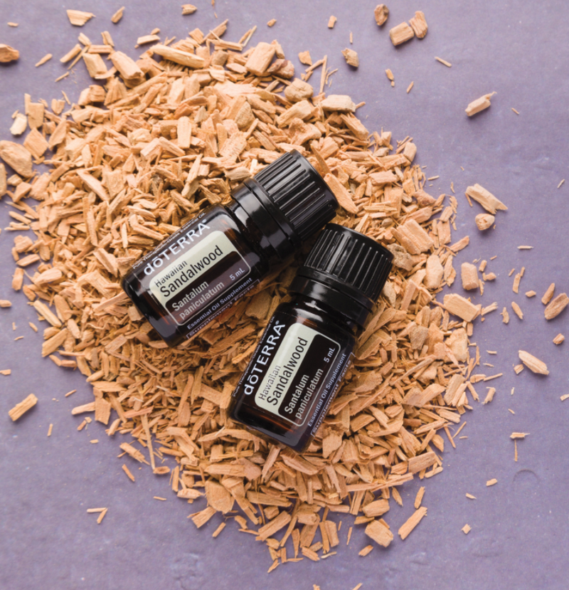 dōTERRA Sandalwood (Hawaiian) Essential Oil - 5ml