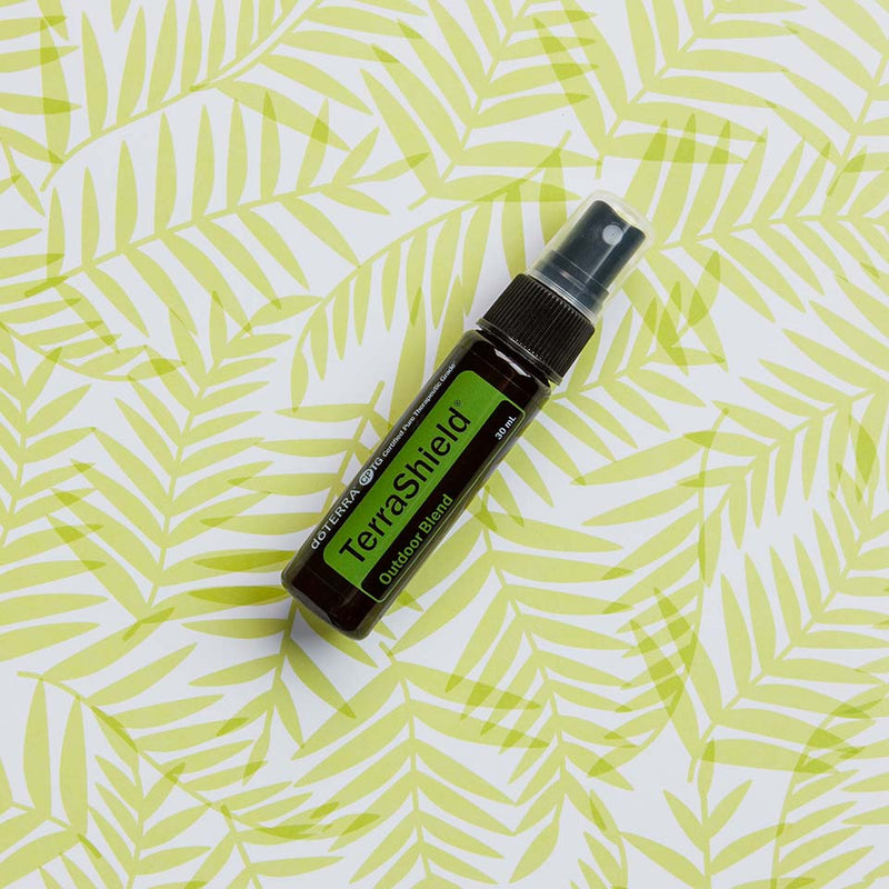 dōTERRA TerraShield® Spray Outdoor Blend - 30ml Spray