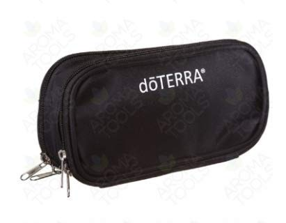 doTERRA Branded Travel Case - Black (Holds 12 vials)
