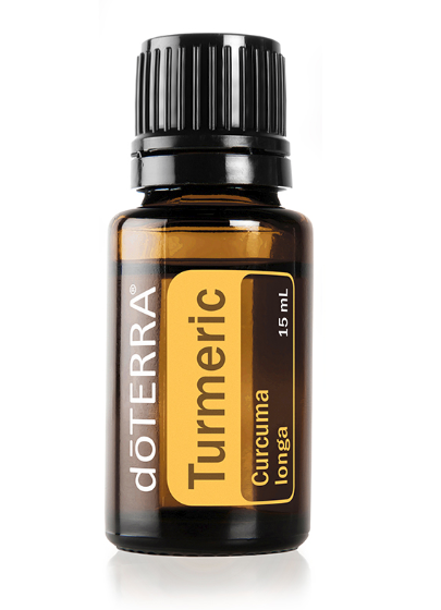 dōTERRA Turmeric Essential Oil - 15ml
