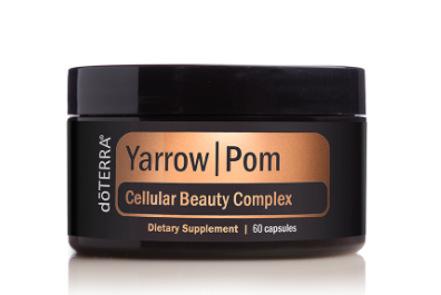 dōTERRA Yarrow|Pom Capsules - Cellular Beauty Complex