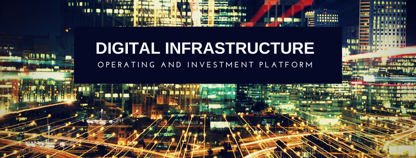 digital infrastructure operating and investment platform