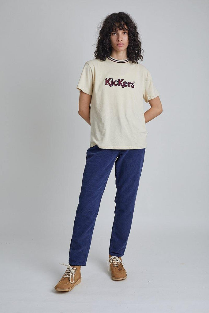 Kickers Beige Boy Tee