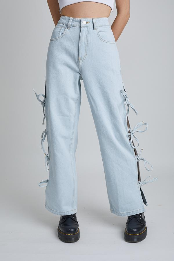 Milk It Recycled Denim Twine Jean