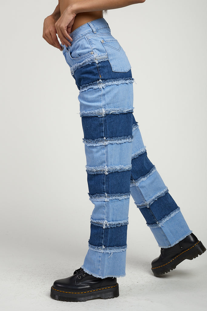 Infringement Jean - Blue