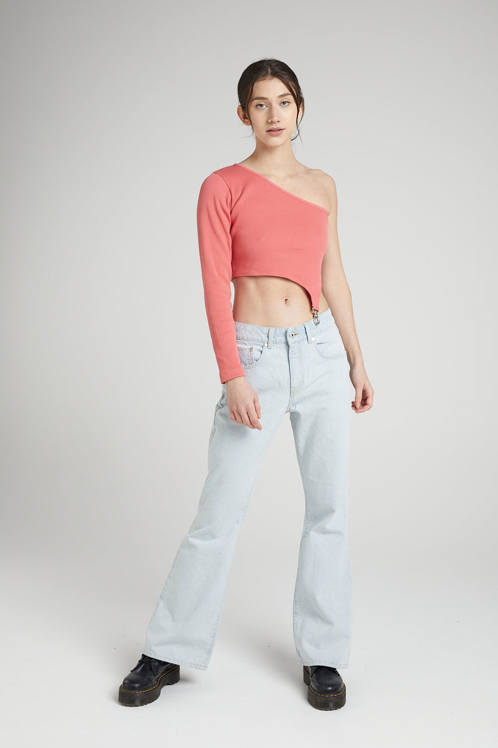 Journey Top - Coral