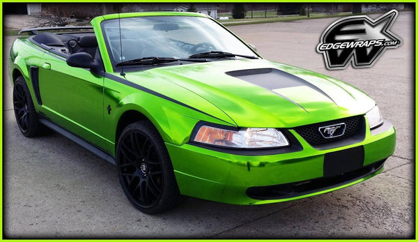 SP Conform Chrome Green - The VViViD Vinyl Wrap Shop