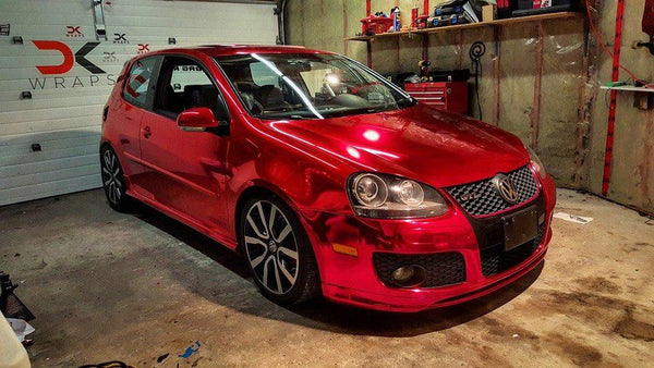SP Conform Chrome Red - The VViViD Vinyl Wrap Shop