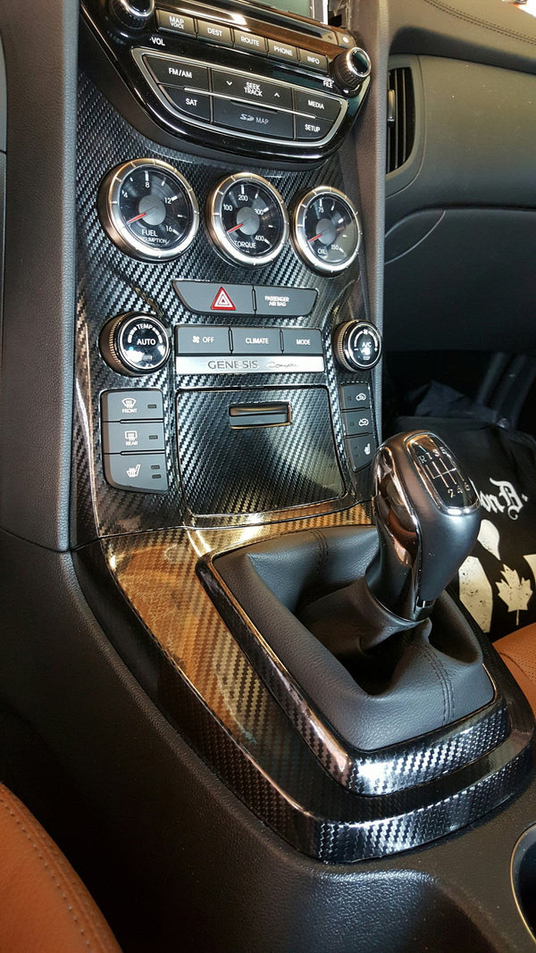 Epoxy Gloss Black Carbon Architectural ( Interior Use Only ) - The VViViD Vinyl Wrap Shop
