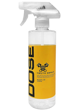 DOSE Truth Serum Paint Surface Coating Remover Wax, Sealants, Grease 16 Ounce Bottle (MCF)