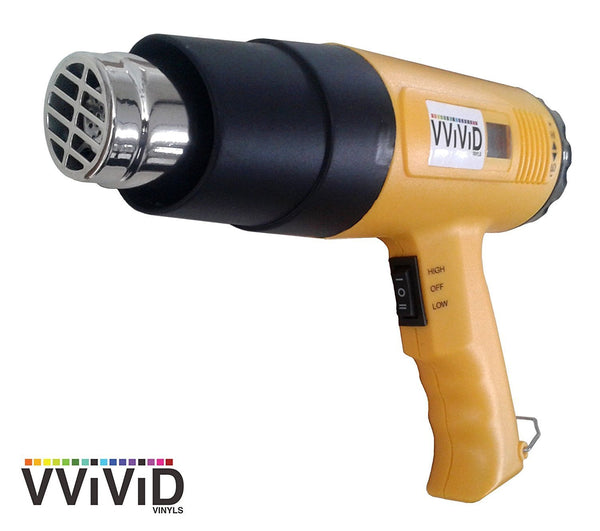VViViD Scientific Heat Gun 1200w - The VViViD Vinyl Wrap Shop