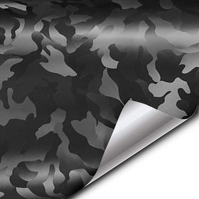 2020 VVIVID+ Black Stealth Camouflage Medium Pattern