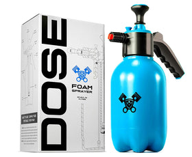 DOSE 2 Litre Portable Pump Pressurized Foam Sprayer (MCF)