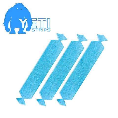Yeti Strips - Squeegee Buffers