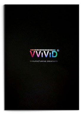 VViViD Vinyl Wrap Sample Booklet