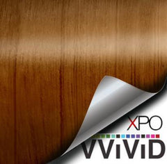XPO Oak Wood Grain Vinyl Wrap | Vvivid Canada