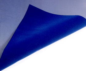 V2 Pro Flock Suede Royal Blue Heat Transfer Film HTV