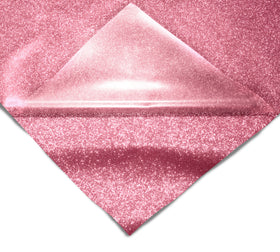 V2 Pro Rose Gold Glitter Heat Transfer Film HTV