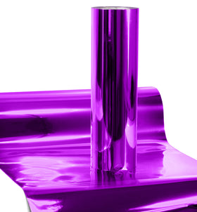 V2 Pro Chrome Purple Heat Transfer Film HTV