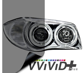 2019 VViViD+ Light Smoke Air-tint® Headlight Tint