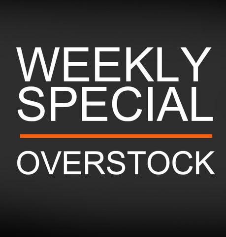 Weekly Special - Overstock