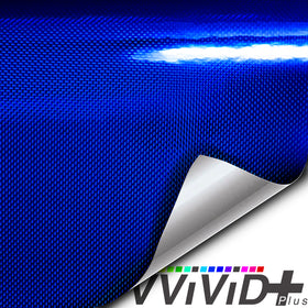 2020 VVIVID+ Holographic Weave Blue Gloss