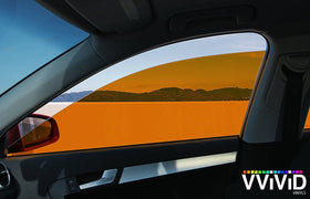 VViViD Orange Transparent Window Tint
