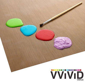 VViViD Teflon Coated Non-Stick Fibreglass Heat Transfer Paper