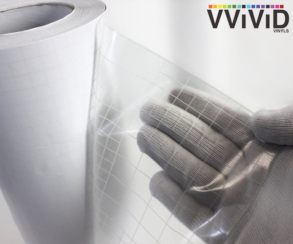VViViD Precision Transfer Paper Film for cut graphics - The VViViD Vinyl Wrap Shop