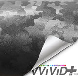 2020 VVIVID+ Black Stealth Camouflage Micro Pattern