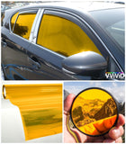 VViViD Yellow Transparent Window Tint display