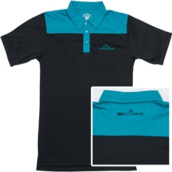 Dynamic Discs Two-Tone Polo Shirt