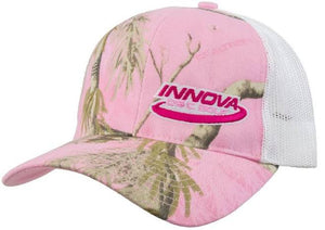 Innova Adjustable Camo Mesh Hat